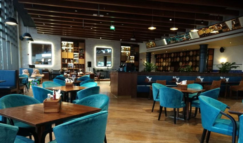 The Clubhouse Jebel Ali image