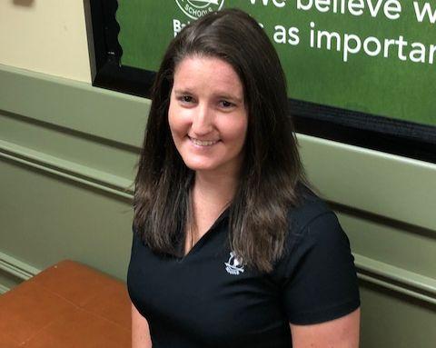 Rebecca Almy , Preschool Two Lead Teacher