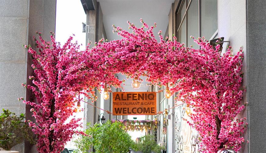 Alfeniq Restaurant & Cafe image
