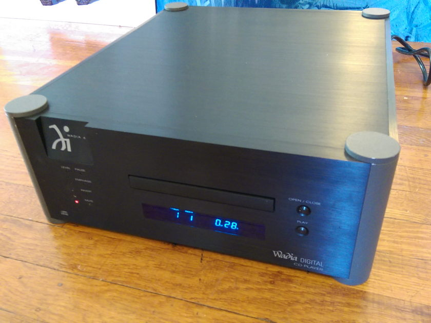Wadia 6 CD player - Superb Performance