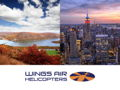 Helicopter Tour of Manhattan Skyline or Hudson Valley Fall Foliage!
