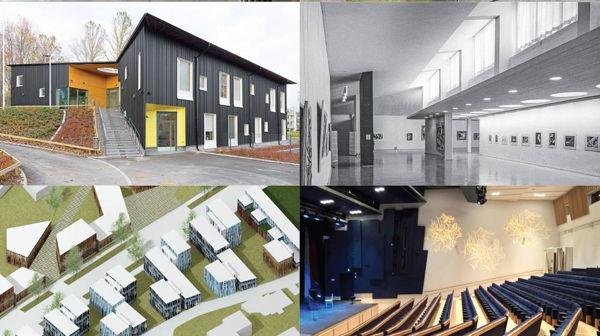 Arkkitehtitoimisto A-Konsultit Oy, Helsinki