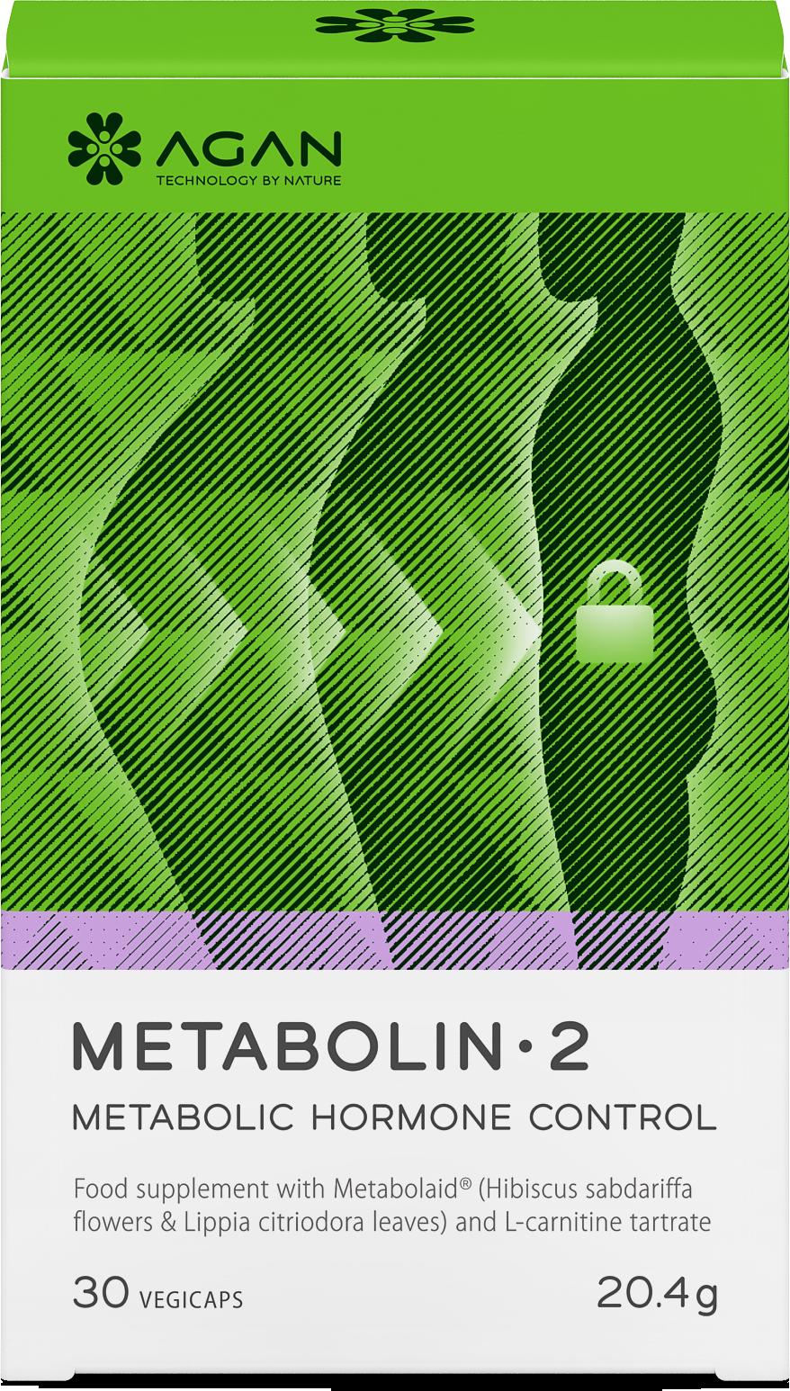 METABOLIN 2 METABOLIC HORMONE CONTROL