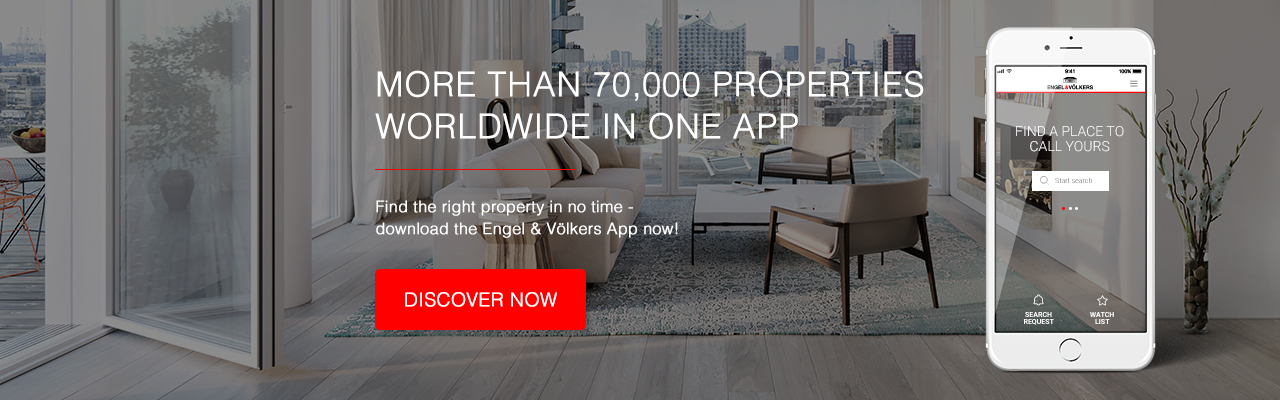 Roma - EV Property Search App