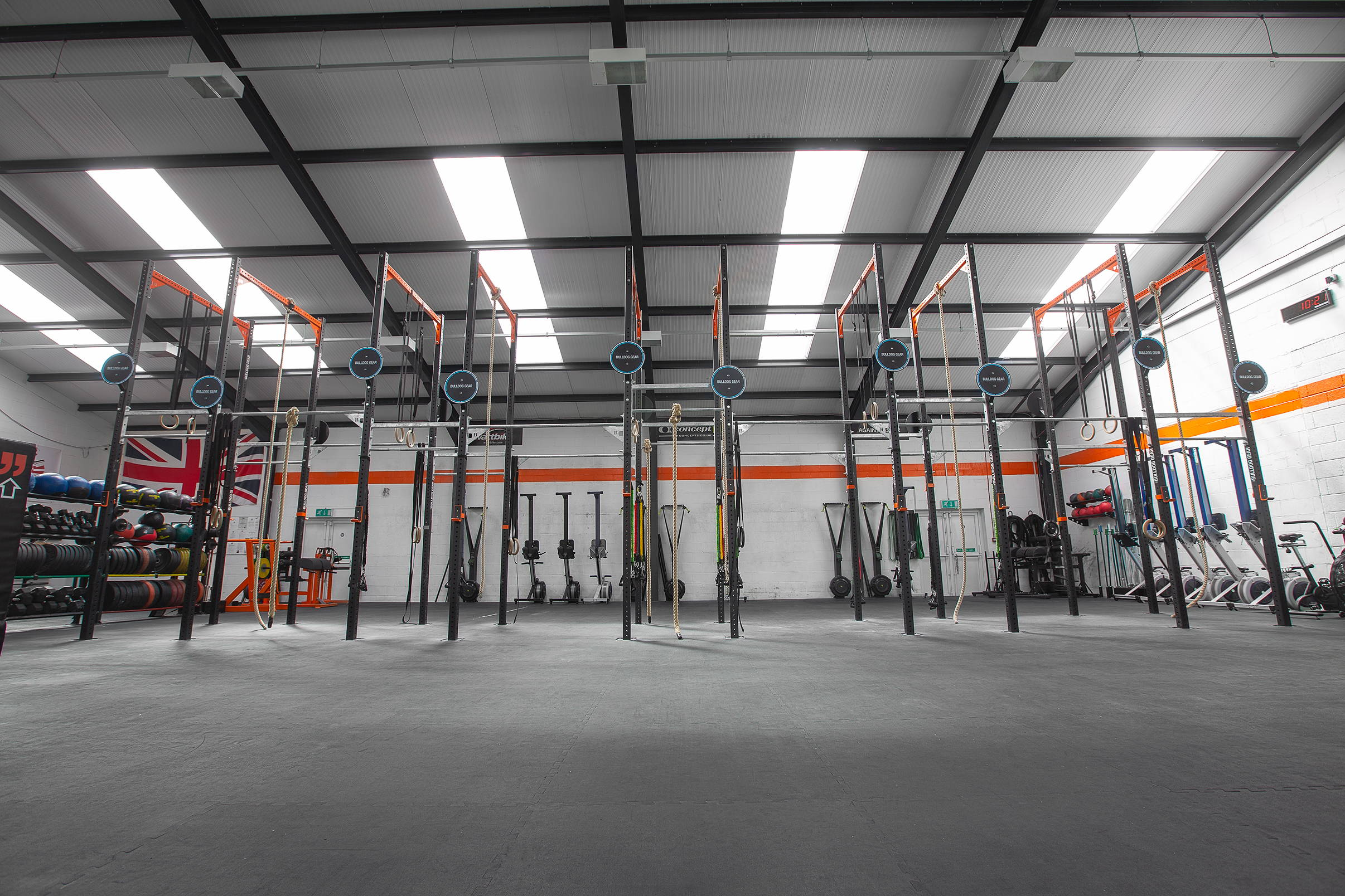 Facility Outfitting Functional Fitness Large