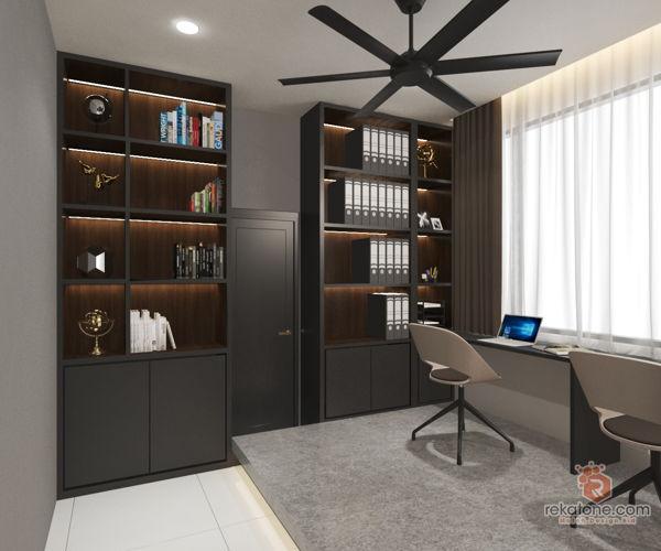 dcaz-space-branding-sdn-bhd-modern-malaysia-johor-study-room-3d-drawing-3d-drawing