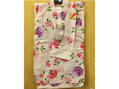 Authentic Japanese Kimono 6-8y