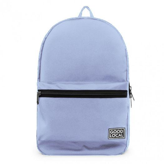 "Розовый рюкзак из ткани ""Oxford PU""  Good Local Daypack O/Zip Sky Blue"
