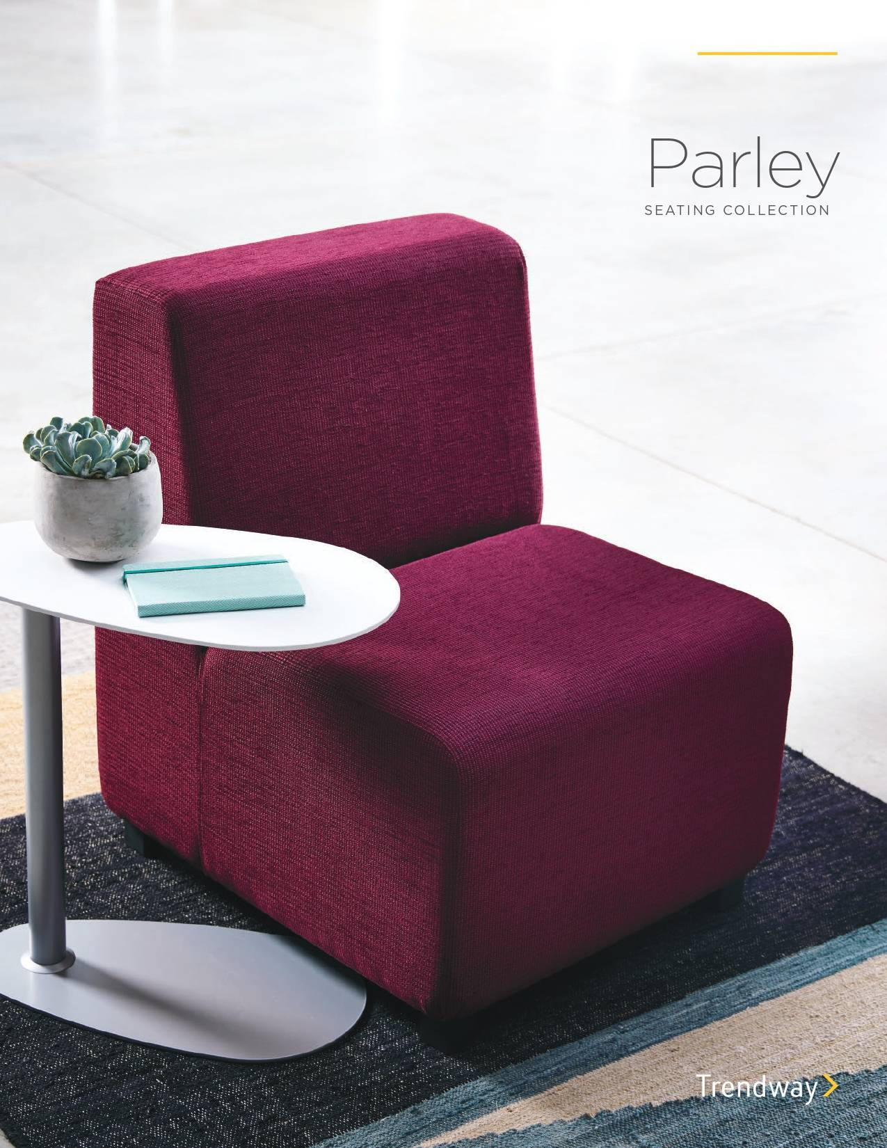 Trendway Furniture Parley Soft Seating Brochure