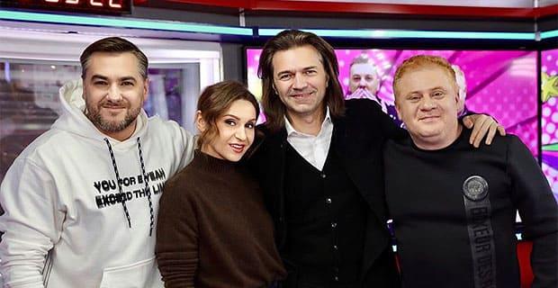 Дмитрий Маликов стал гостем утреннего шоу «Русские Перцы» на «Русском Радио» - Новости радио OnAir.ru