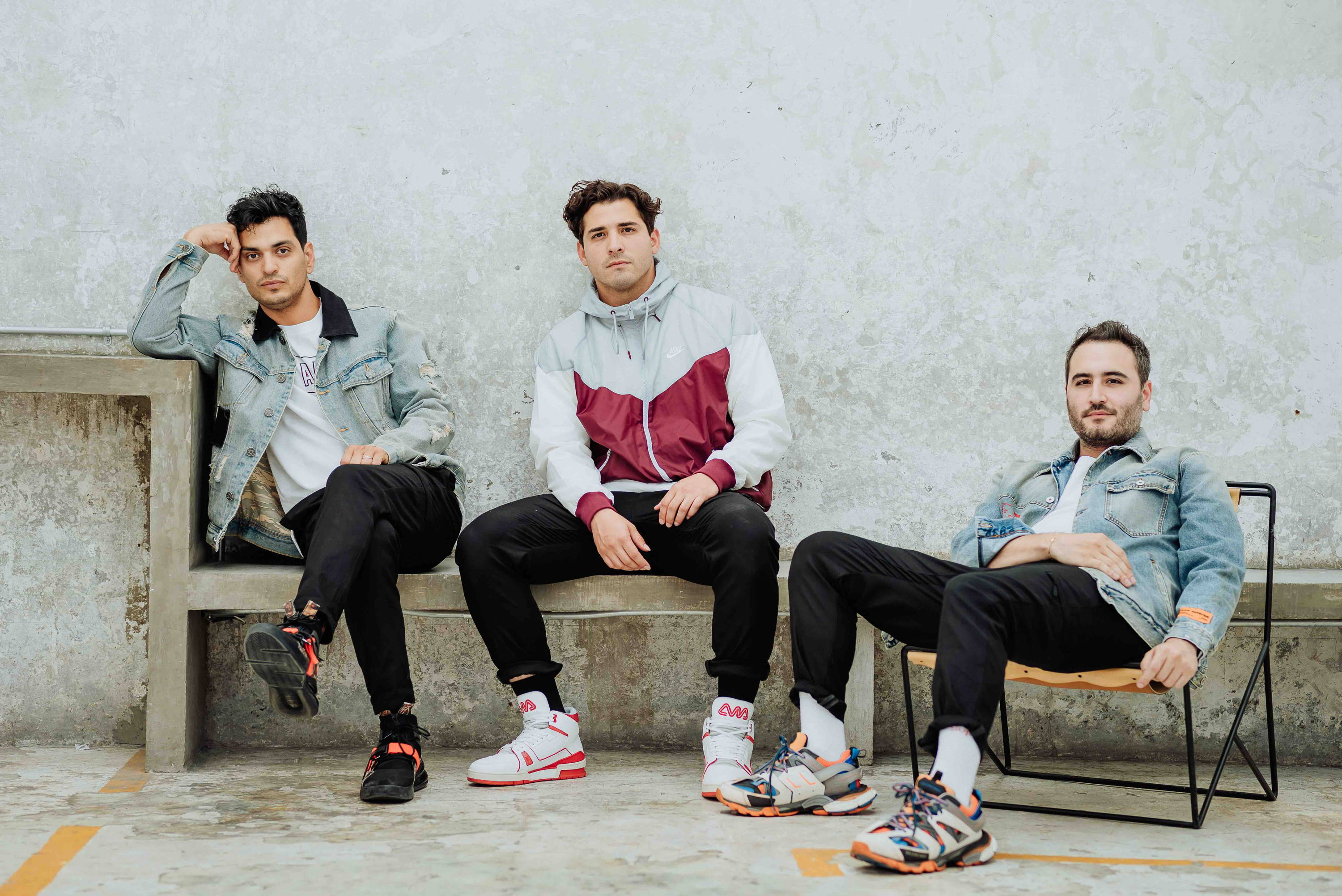 REIK, stars of TOGETHERLIVE Mexico