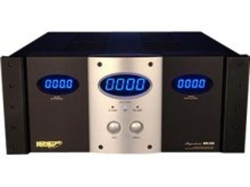 Monster Power MPA 2250 2 channel power amp