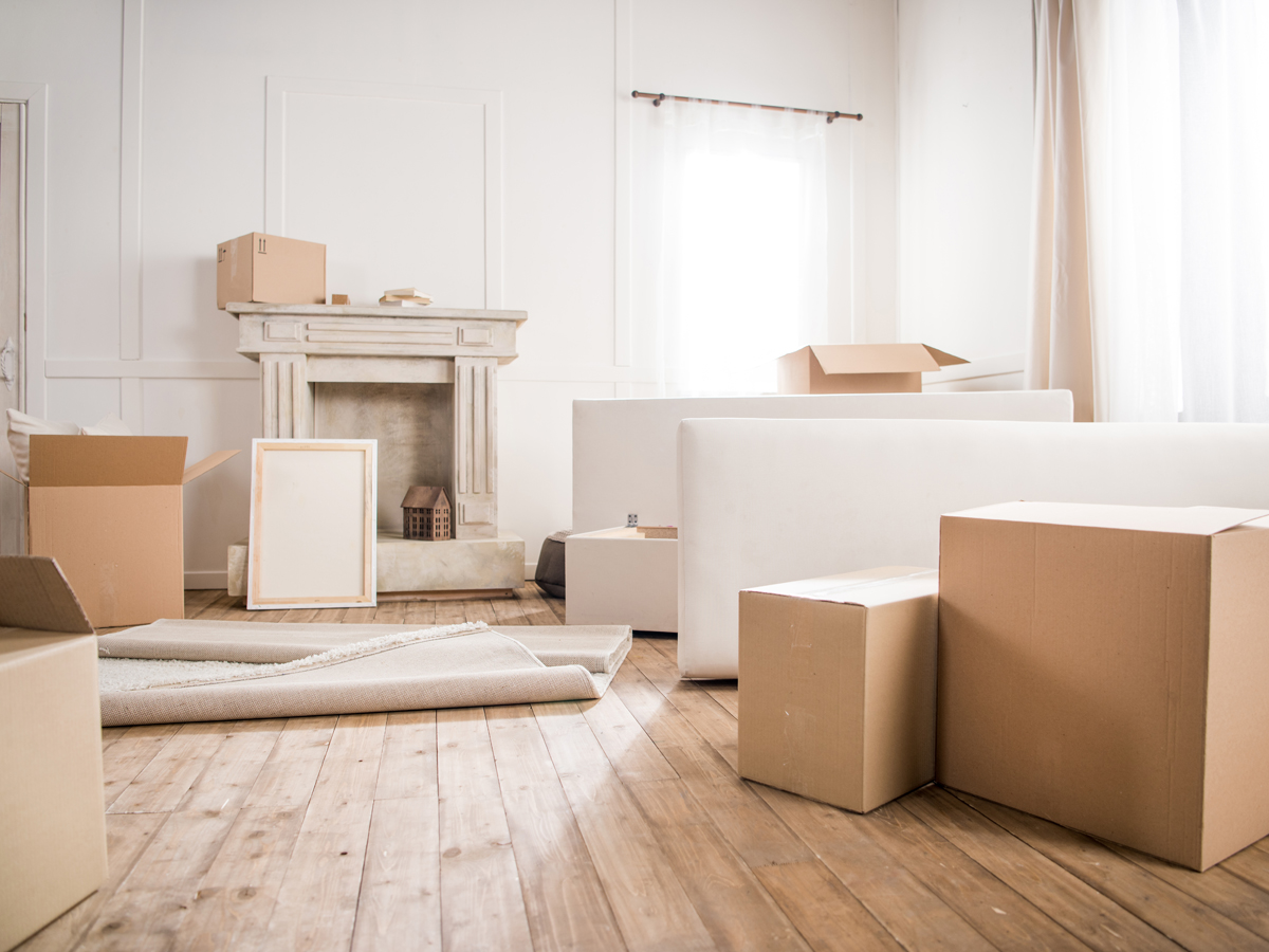 What to consider when moving to a smaller apartment