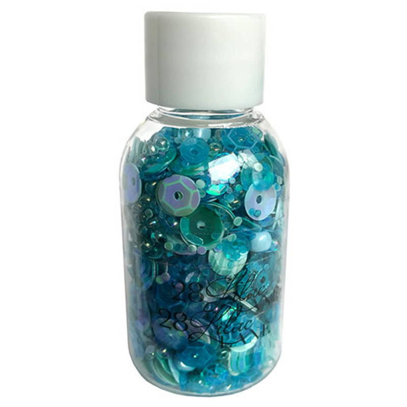 Buy Sequin/Beads Buttons Embellishments for Crafts