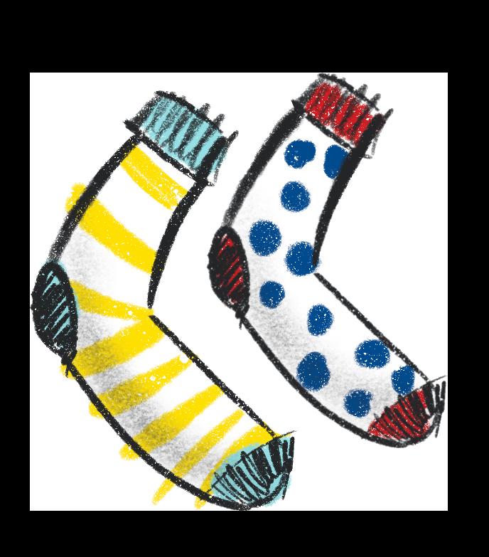 Jolly Soles Sock Fundraiser