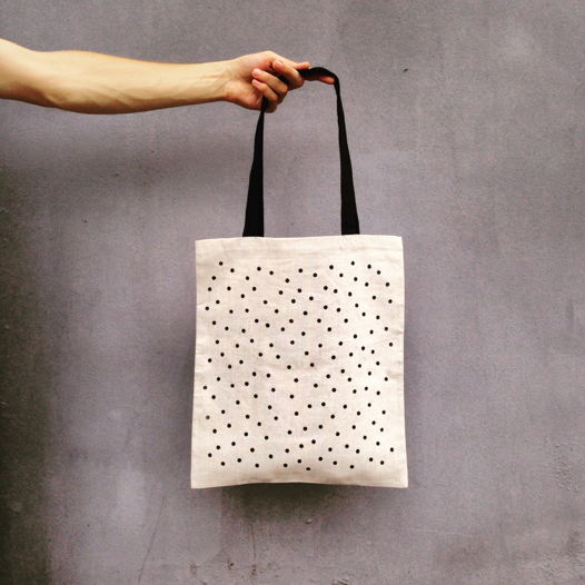 Сумка - шоппер Dots