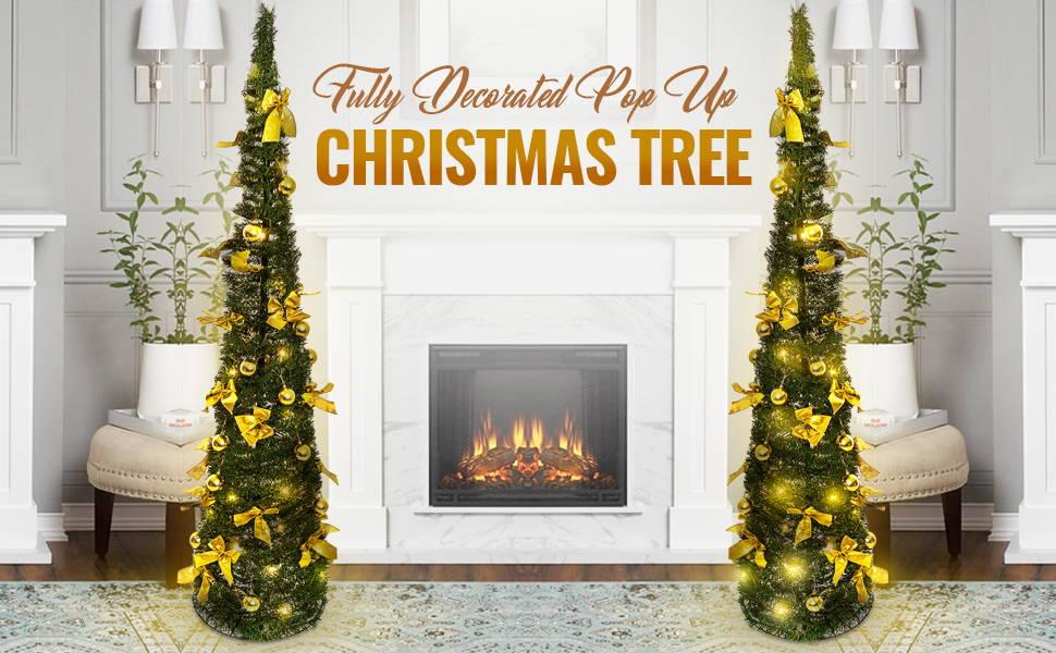 The Pop Up Xmas Tree