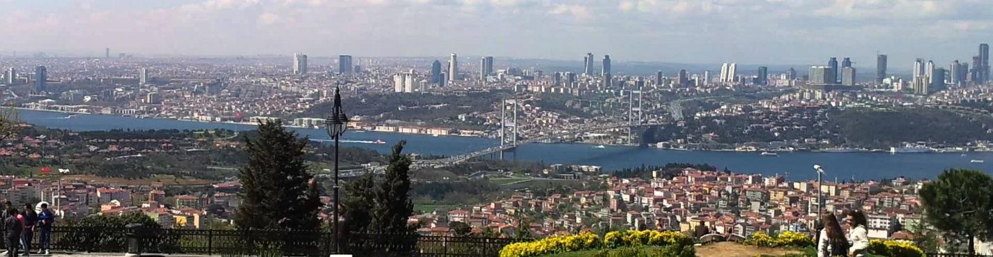Обзорная экскурсия по двум континентам Стамбула