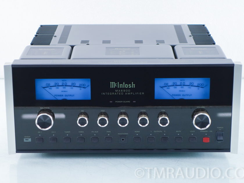 McIntosh MA6900 Stereo Integrated Amplifier (9807)