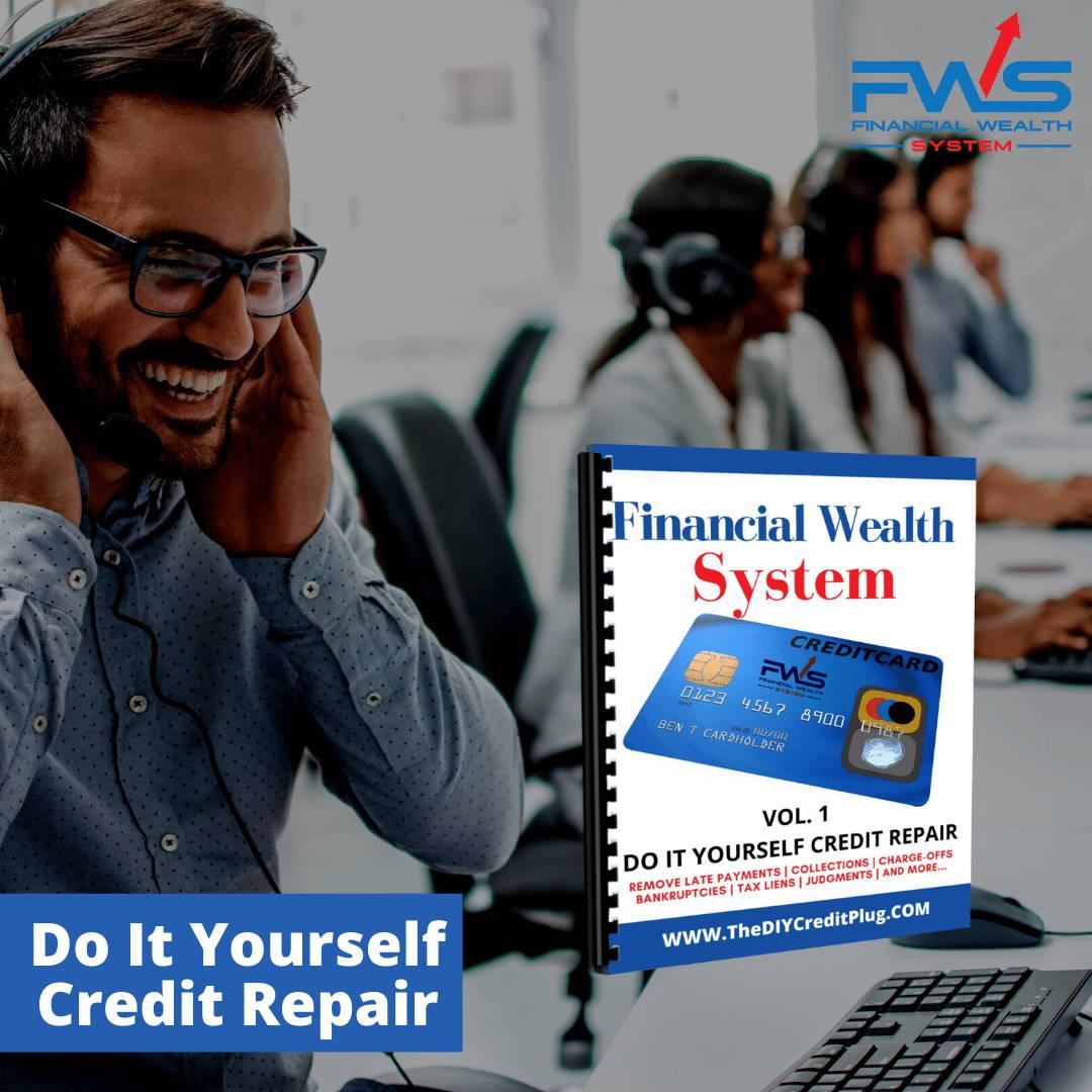 Curtis G Martin eBook DIY Credit Repair