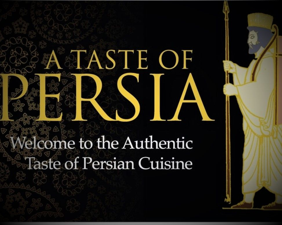 Logo - A taste of Persia Jesmond