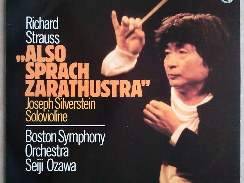 Philips/Ozawa/Strauss - Also sprach Zarathustra / NM