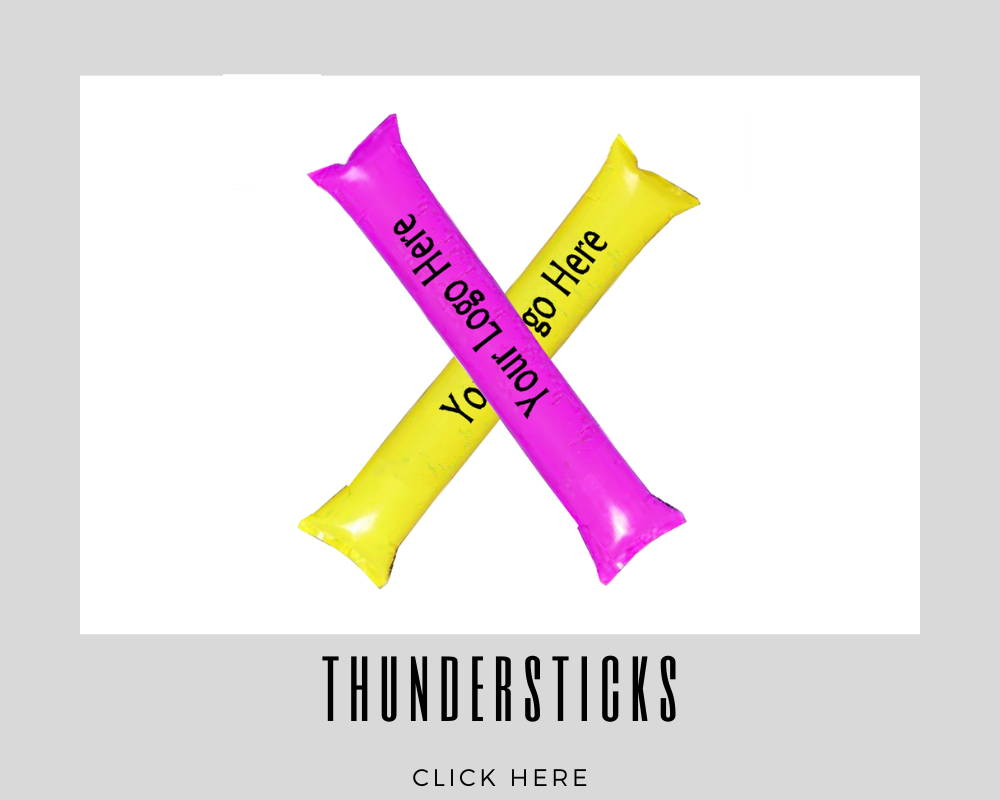 Giveaways Promotional Thundersticks