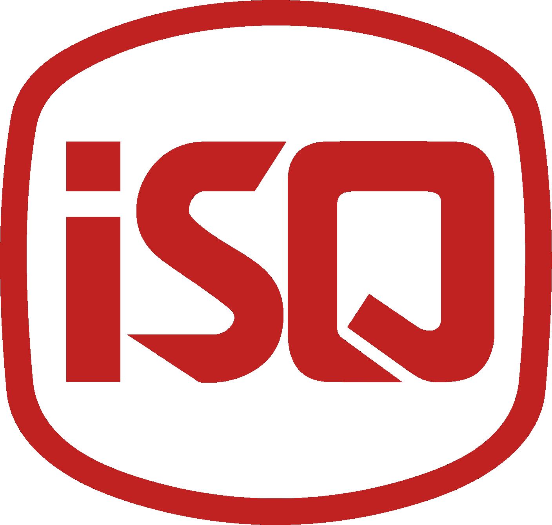 Isq logo vermelho