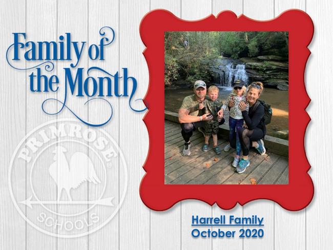 The Harrell Family