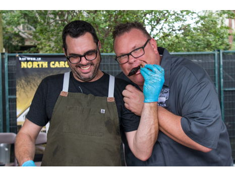 Southern Smoke Festival: VIP Access to Houston's Tastiest Block Party from JBF Award Winner Chris Shepherd, Houston, TX