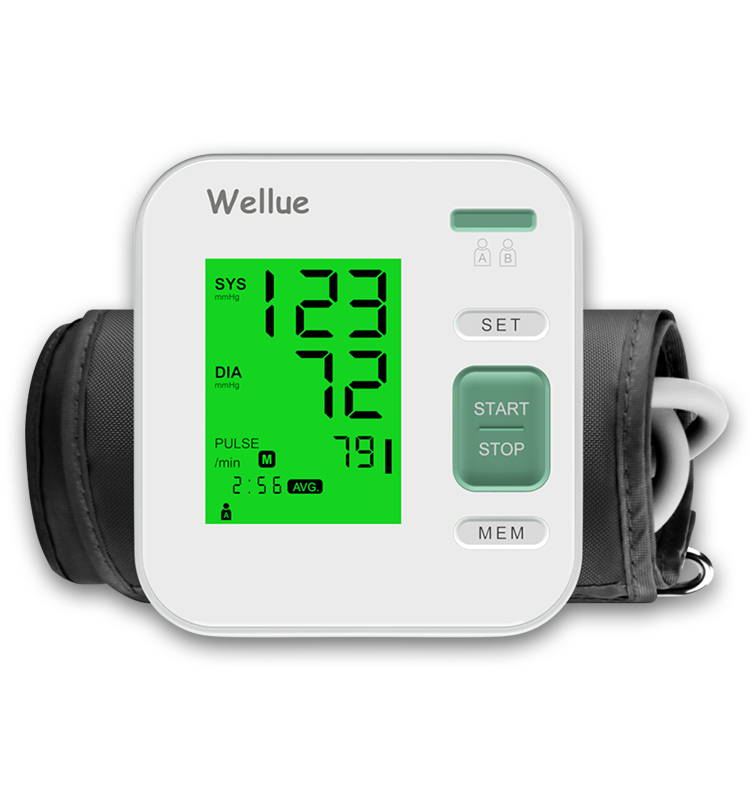 Wellue Blood Pressure Monitor