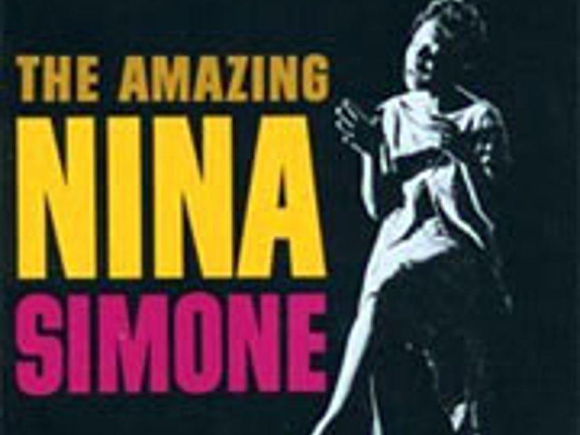 Nina Simone - The Amazing Nina Simone 180g 4 men with beards
