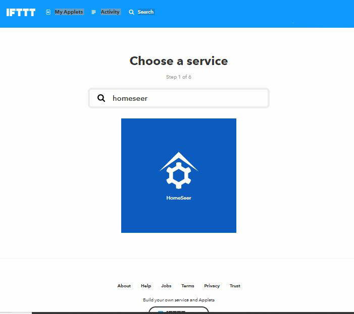 What is? IFTTT – Home Control Shop