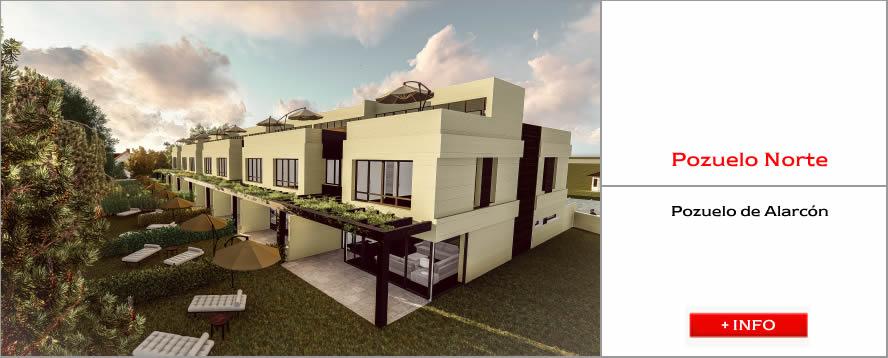 Obra nueva en madrid promociones de viviendas pisos casas - Casa nueva viviendas ...