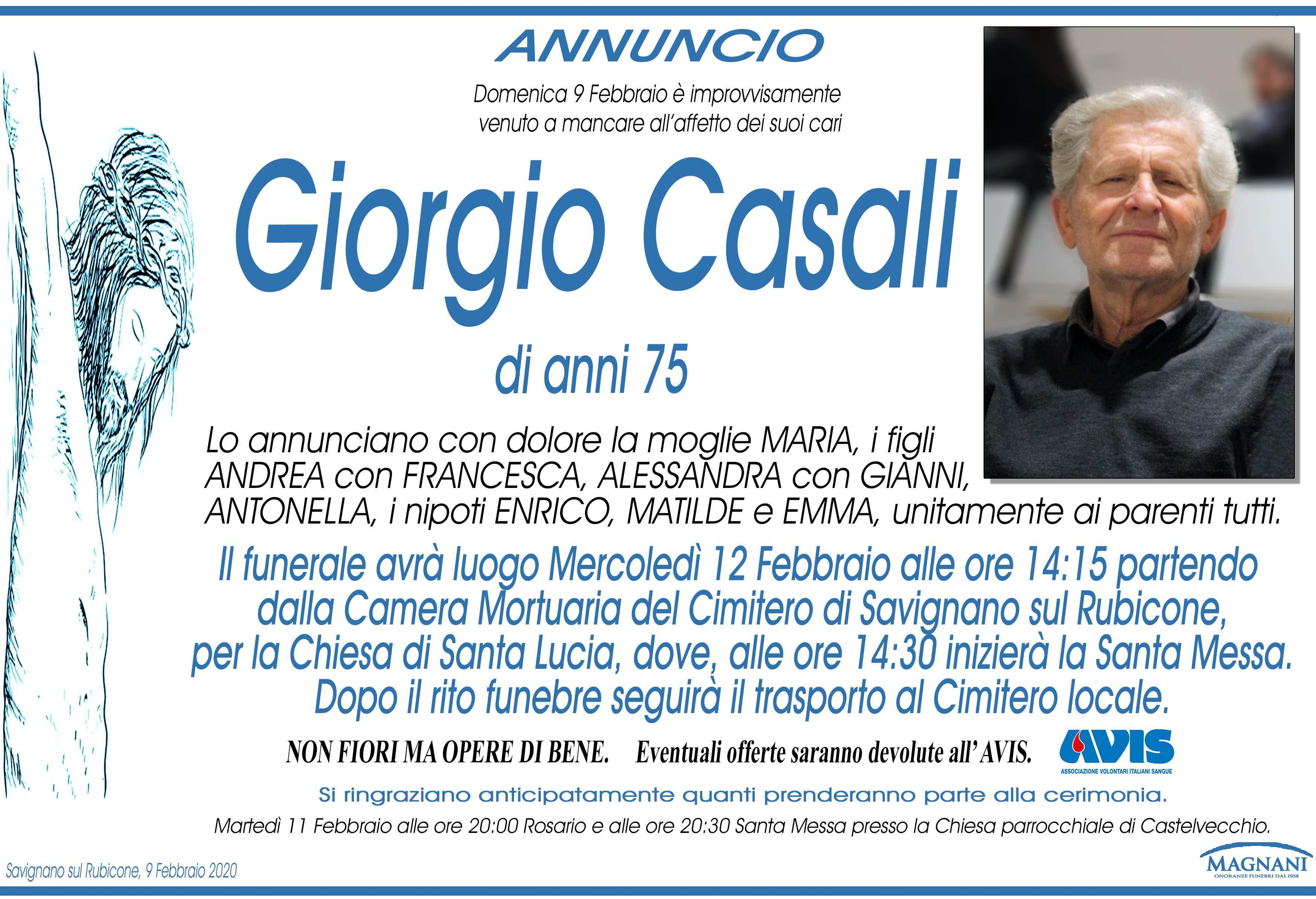 Giorgio Casali