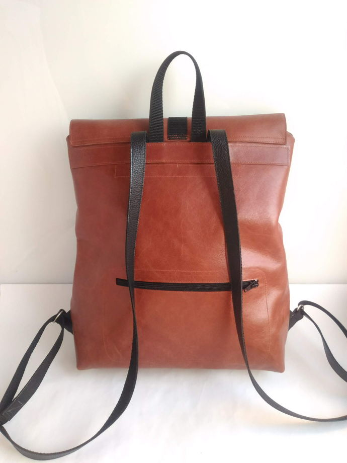 Рюкзак XL Виски/черный 2