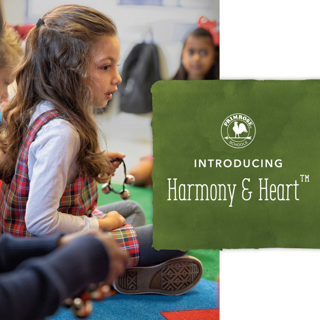 introducing Harmony & Heart music program