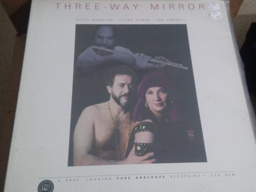 Airto Moreira, Flora Purim and Joe Farrell - Three Way Mirror RR-24