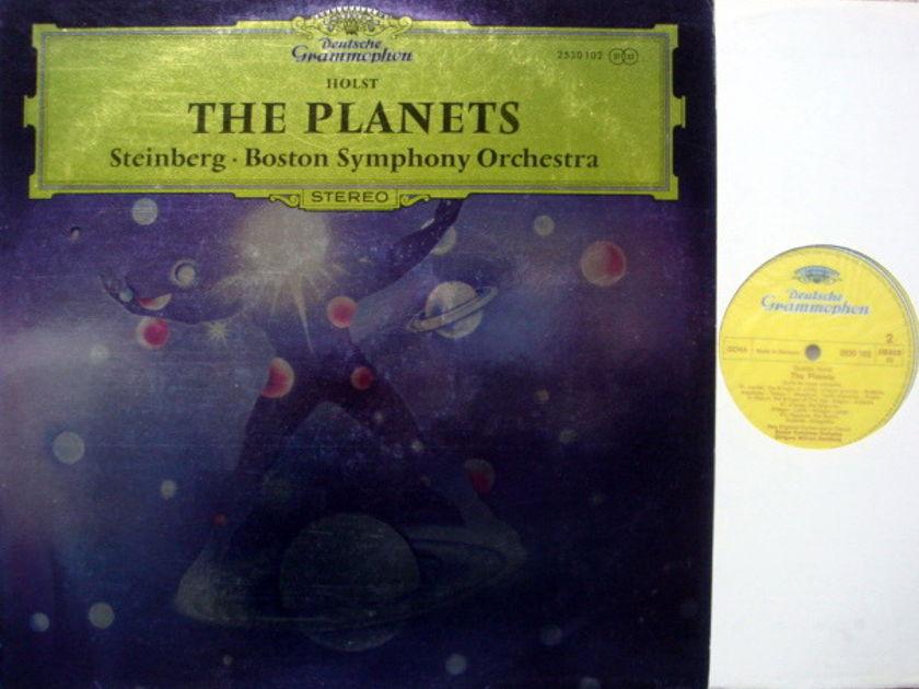 DG / Holst The Planets, - STEINBURG/BSO, MINT!