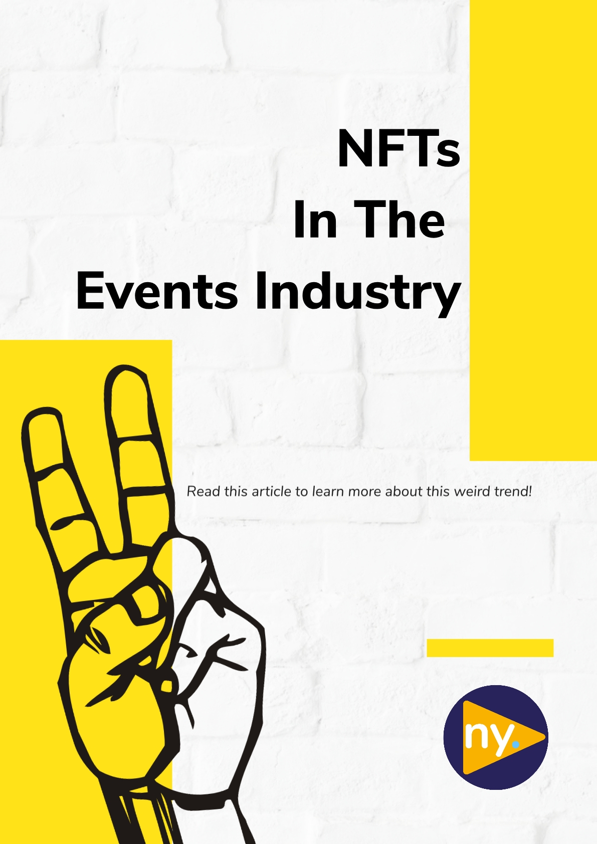 NFTs In The Events Industry