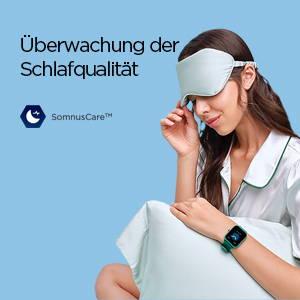 Amazfit Bip U Pro - Überwachung der Schlafqualität