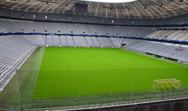 Футбольный Мюнхен: стадион Альянц Арена и музей команды FC Bayern