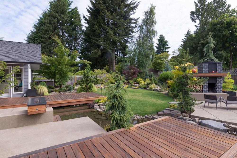 L'entretien de votre terrasse en bois