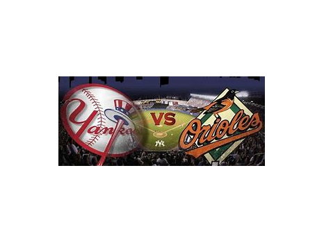 Two (2) Tickets -  Yankee vs. Baltimore Orioles, Tuesday, July 31 at 7:05pm