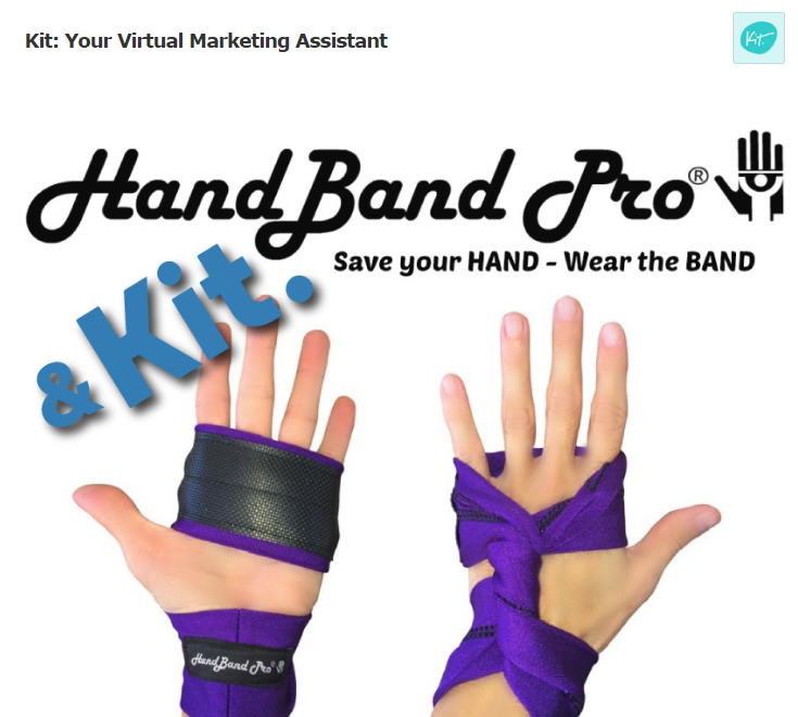 Kit Spotlight - Shopify App - HandBand Pro® Interview with Danielle Pettifor