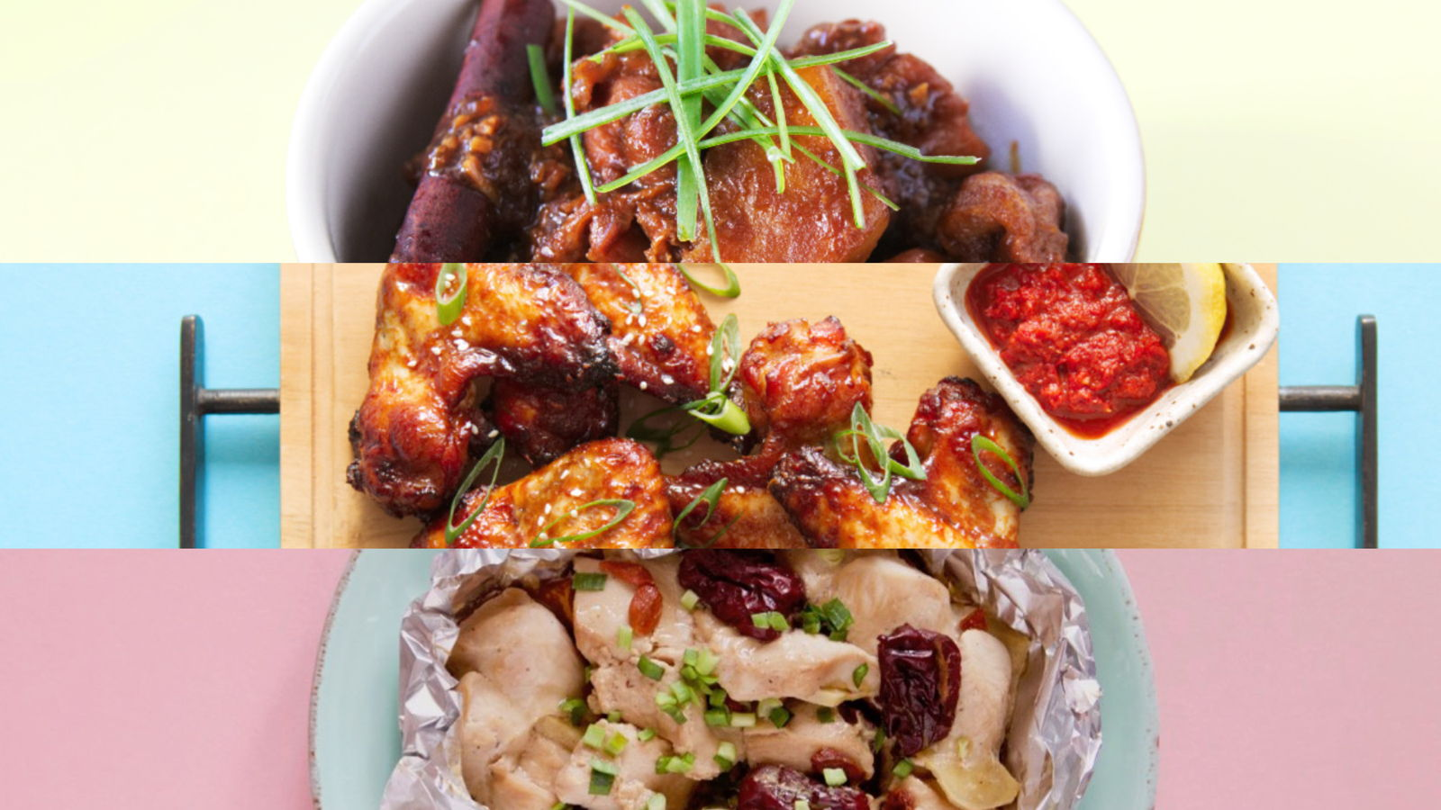3 Authentic Asian-style Chicken Dishes You Must Make