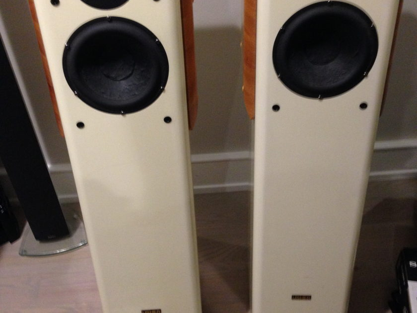 Usher Audio CP-6311 Upgraded Paper Dome Full Range Speakers