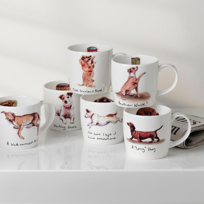 Katherine Tyrer's fine bone china mugs image for brochure