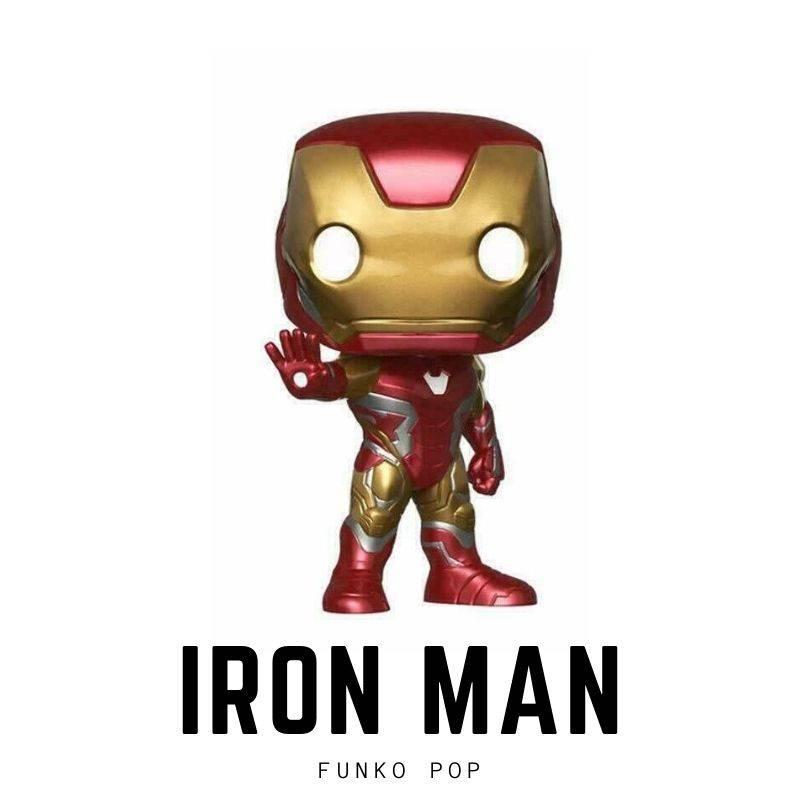 below 1000, avengers, Avengers Endgame, Bobble head, bobble-heads, funko, iron-man, marvel, Marvel Comics, movies, Robert downey Jr, Superhero, pop