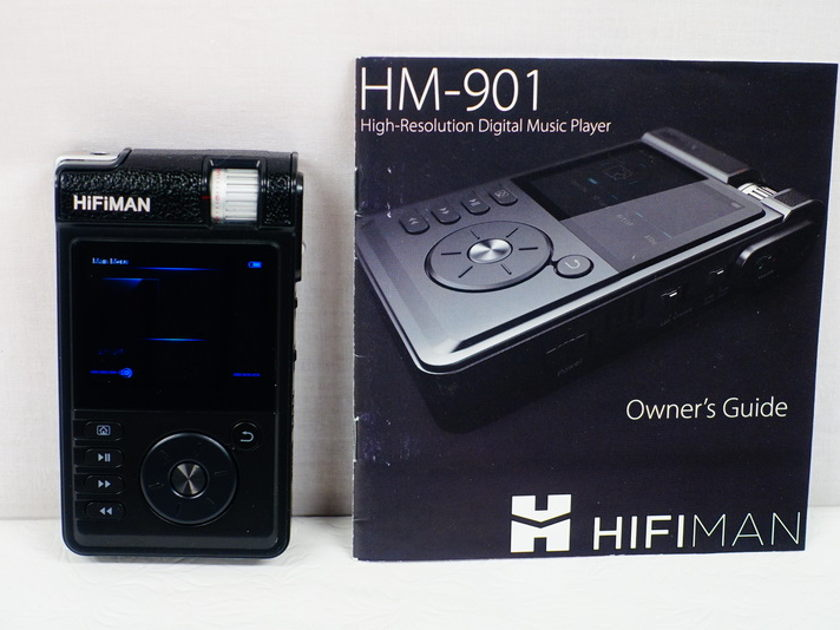 Hifiman High-Resolution Digital Music Player HM-901